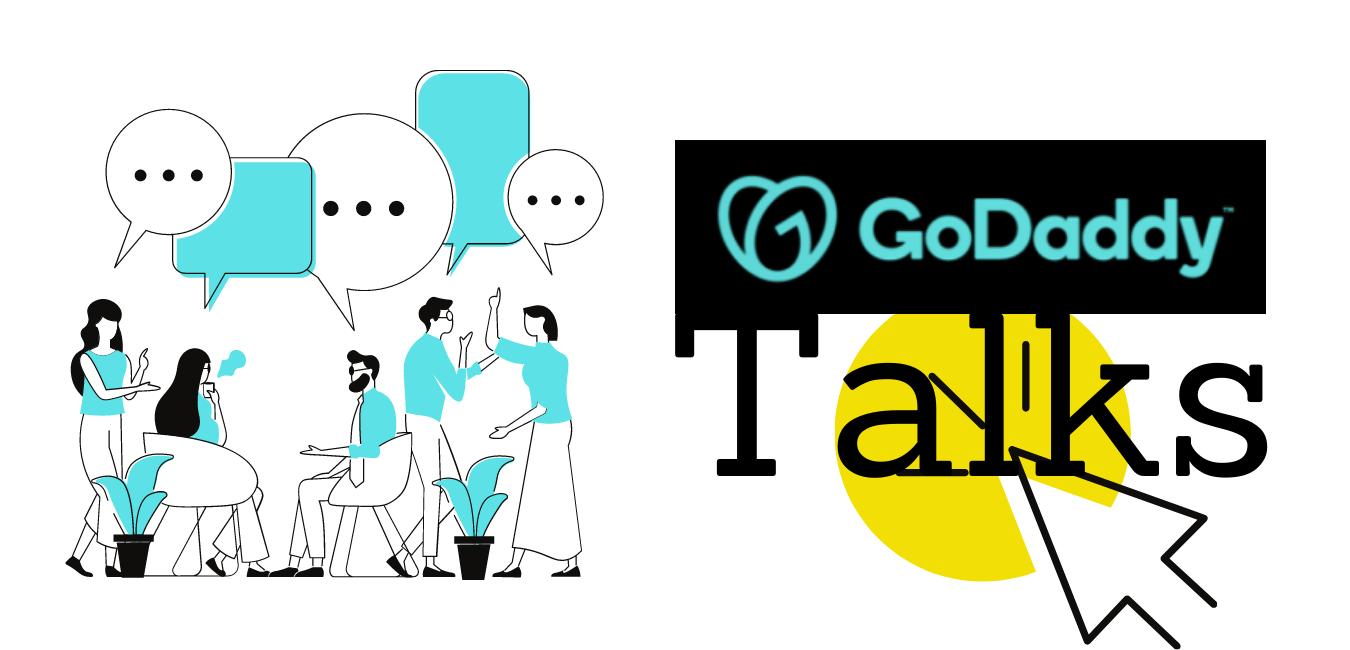 GoDaddy Talks: testimonianze e casi di successo per far crescere i business online